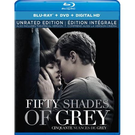 FIFTY SHADES OF GREY [BLU-RAY/DVD] [CANADIAN]