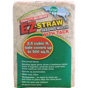 EZ Straw 2.5 Cu. Ft. Straw Seeding Mulch MLEZSTRAWMULCH