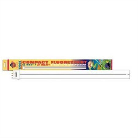 Compact Fluorescent Plants - 05504 6700K Straight Pin Compact Fluorescent Lamp, 65-Watt, Ideal for freshwater aquariums with live plants By Coralife