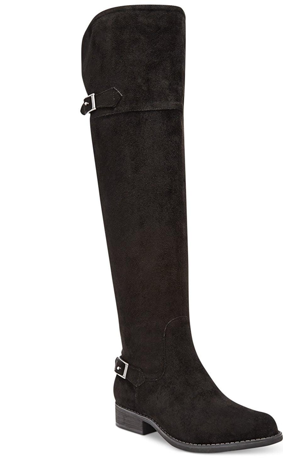 American Rag Womens Ada Closed Toe Knee High Fashion Boots, Black, Size 10.0