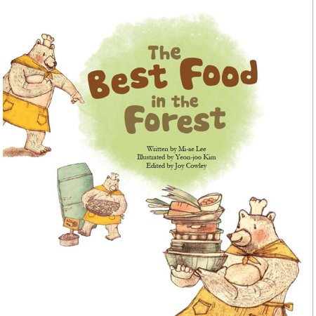 Math Storybooks: The Best Food in the Forest (Paperback)