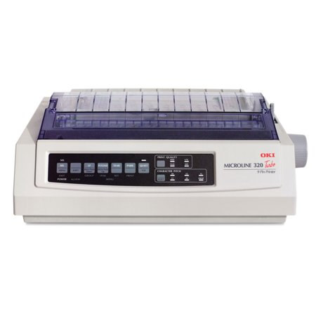 Oki Microline 320 Turbo Serial 9-Pin Dot Matrix (Oki Microline 390 Turbo 24 Pin Printer)