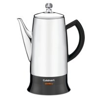 Cuisinart PRC-12 Stainless Steel 12-Cup Percolator (Certified Refurbished)