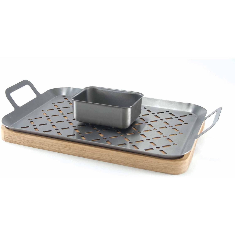 Charcoal Companion Fondue Grill Set