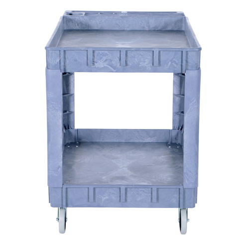 Vestil 2 Shelf Utility Cart