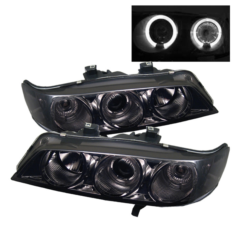 Spyder Auto 5010711 Halo Projector Headlights Fits 94-97 ...