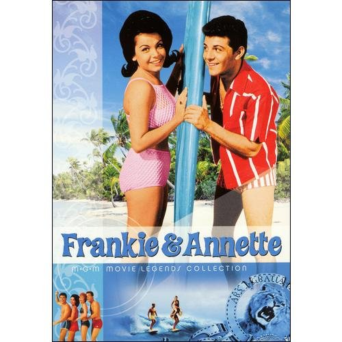 Frankie & Annette: MGM Movie Legends Collection