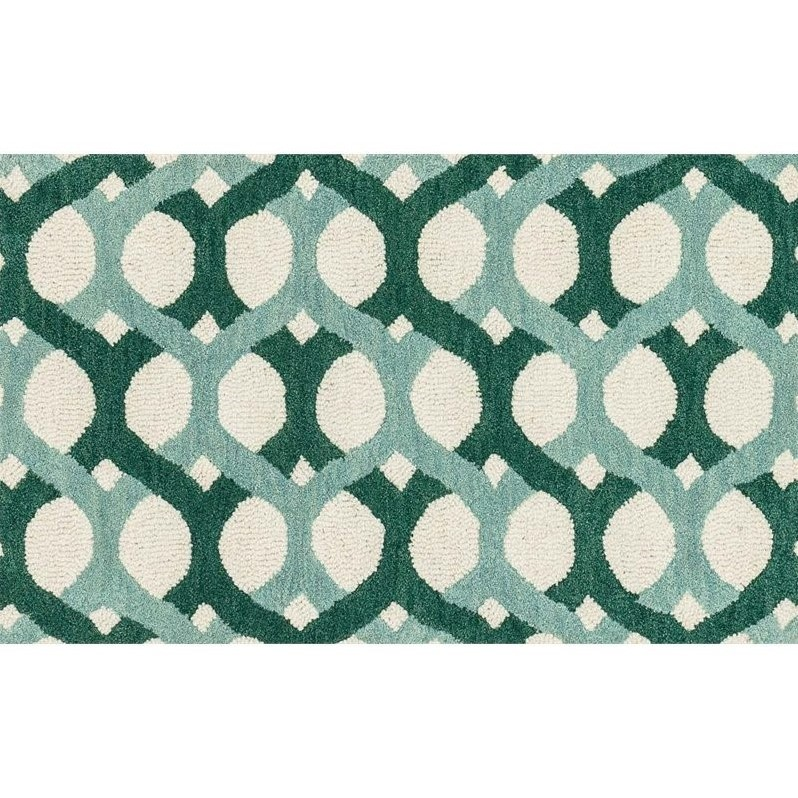 Loloi Weston Area Rug - Blue / Green