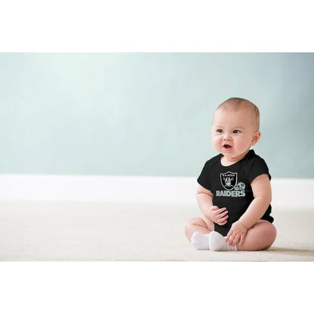 NFL Oakland Raiders Baby Boy Game Day Gear
