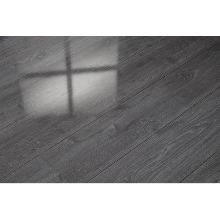 Super Gloss Floor Plank Extra Sensitive Pott Oak Wood Laminate Floor