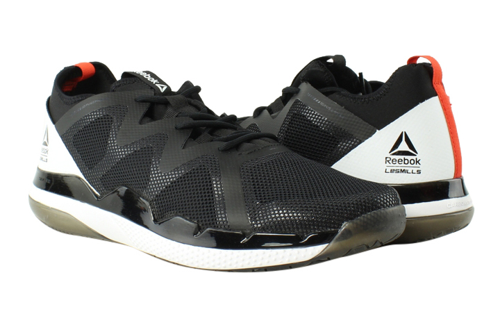 on sale f0f61 e35b3 Reebok Mens LES Mills Bodypump 100 Ultra 4.0 Black Running, Cross Training  Shoes Size 10 New