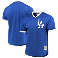 2277bf1e4 Product Image Los Angeles Dodgers Mitchell   Ness Mesh V-Neck Jersey - Royal