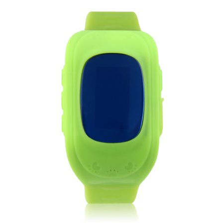 Kids Q50 Accurate Tracker SOS Emergency Anti-Lost Smart Watch For