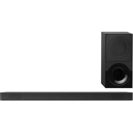 Sony 2 1 Channel Dolby Atmos/DTS:X Soundbar with Bluetooth - HT-X9000F