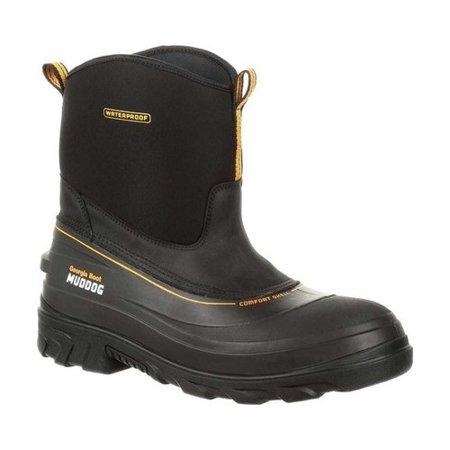 Men's Georgia Boot GB00242 Muddog Waterproof Work Wellington