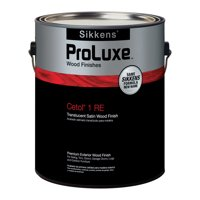 Sikkens ProLuxe Cetol 1 RE Transparent Satin Butternut Oil-Based Wood Finish 1 gal. - Case Of: 4