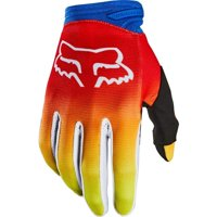 Fox Racing 2020 Youth Dirtpaw Gloves - Fyce (Small) (Blue/RED)