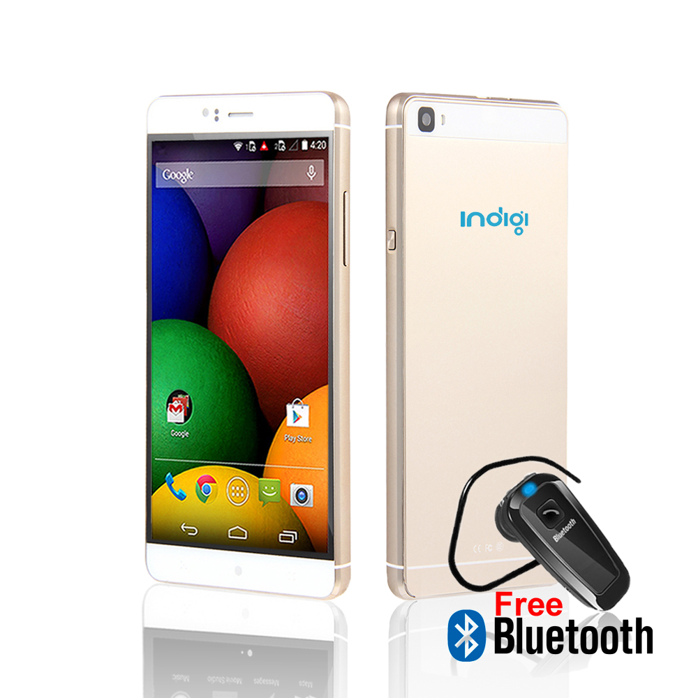 inDigi 3G Unlocked Smartphone Android 5.1 Lollipop SmartP...