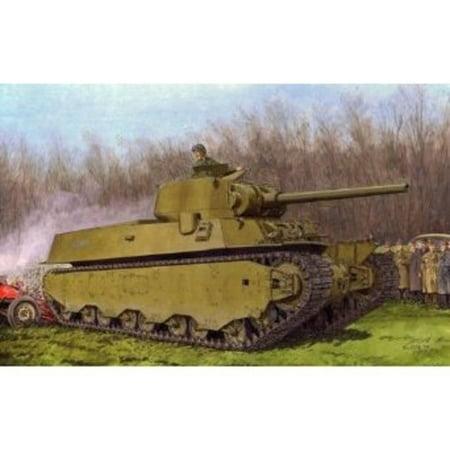 Dragon Models M6A1 Heavy Tank -Black Label Series Kit (1/35 Scale)