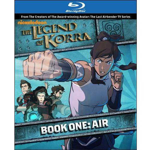 The Legend Of Korra: Book One - Air (Blu-ray) (Widescreen)