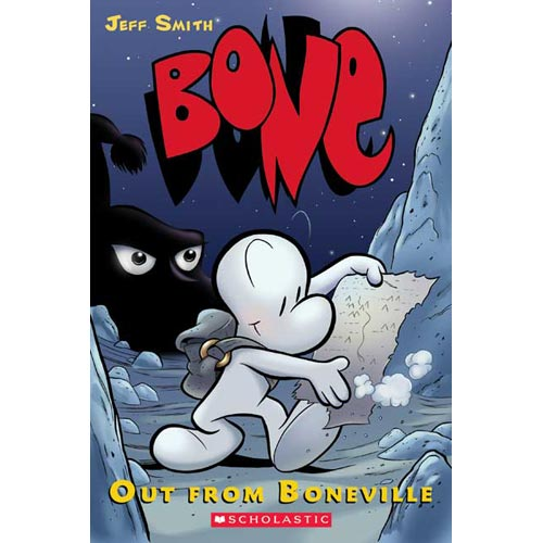 Bone. 1,out from Boneville: Out from Boneville