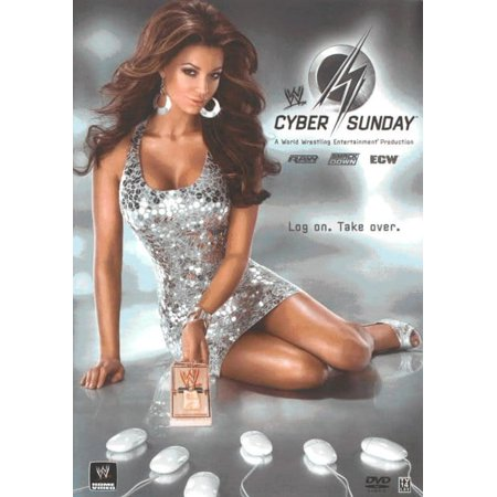 WWE 2007 CYBER SUNDAY MIAMI FL