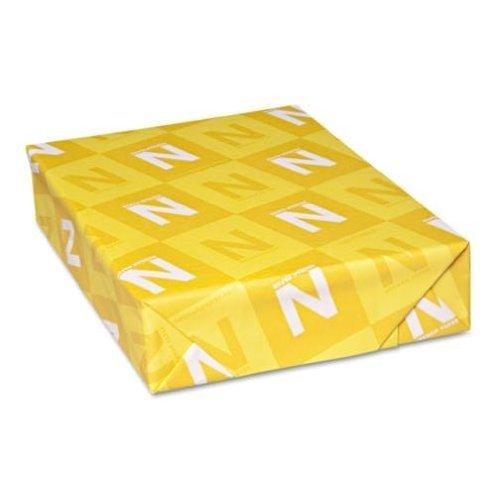 Neenah Classic Crest 8.5 x 11 Whitestone Paper 24lb Writing 500/Ream (04641)