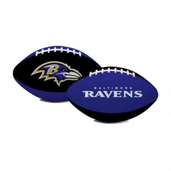 Rawlings RAW-07171092121 Baltimore Ravens NFL Youth Size Team Color Hail Mary Football