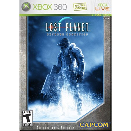 Lost Planet Collectors Edition (Lost Planet: Extreme Condition (Collector's Edition) )