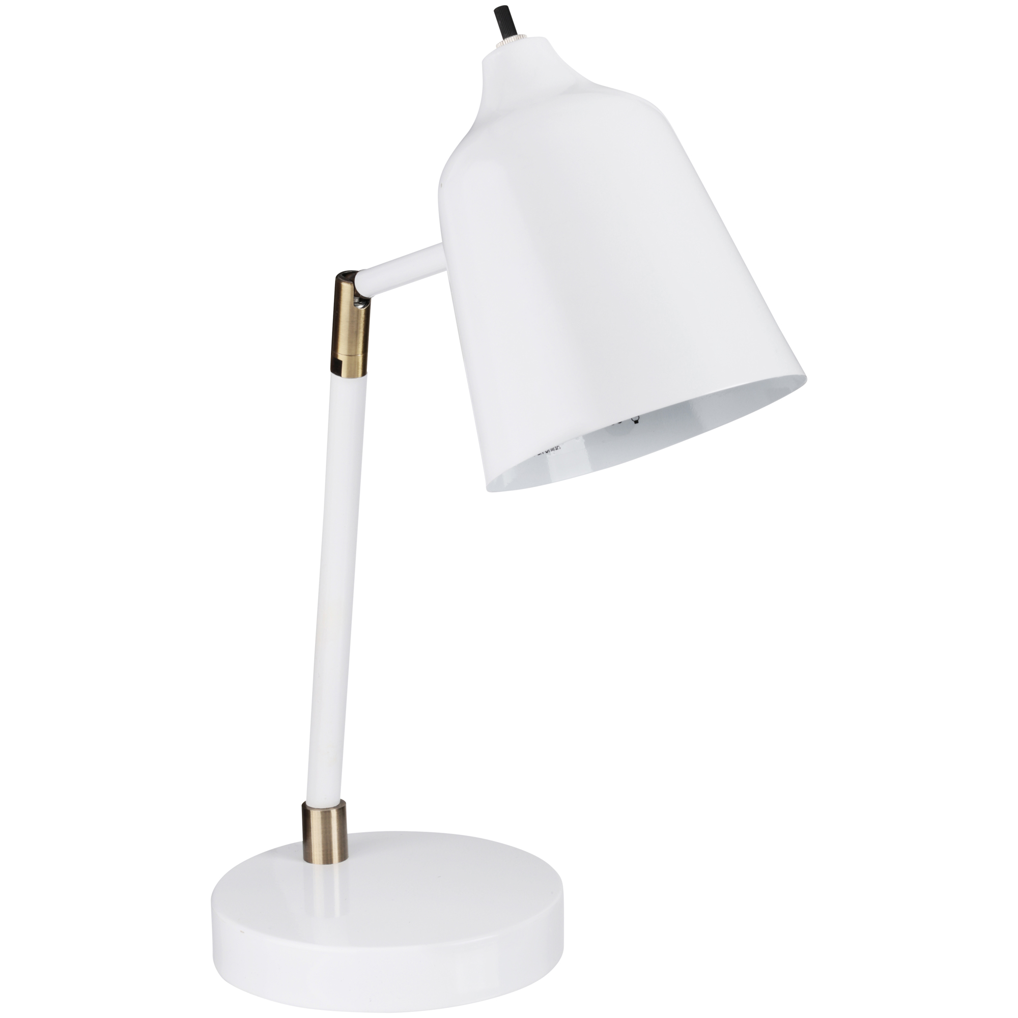 Better Homes And Gardens White Desk Lamp