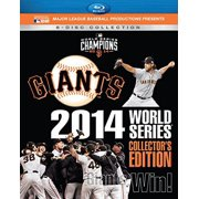2014 World Series Collector's Edition (Blu-ray) by