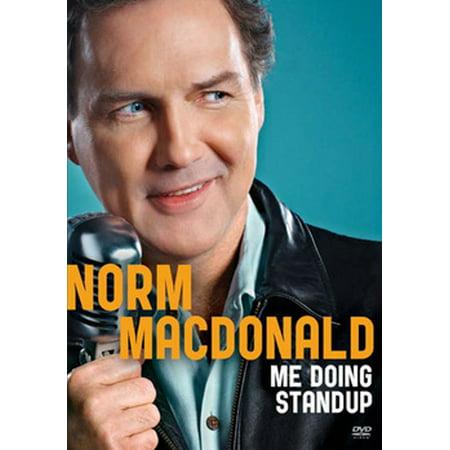 Norm MacDonald: Me Doing Standup (DVD)