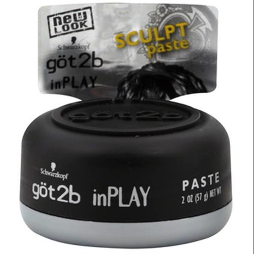 got2b InPlay Sculpt Paste 2 oz (Pack of 6)