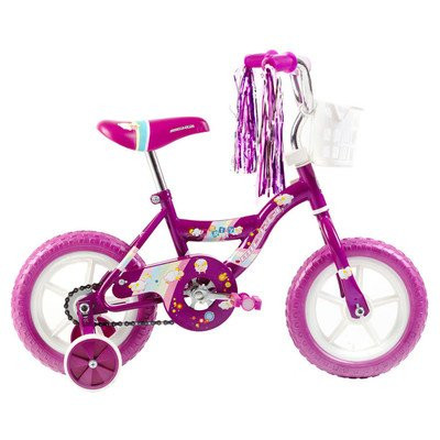 MBR Girls 12 inch  BMX Bike Color: Purple