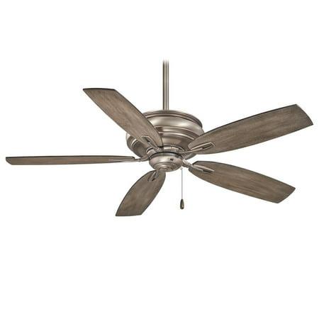 Minka Aire F614 Timeless 54 in. Indoor Ceiling Fan - ENERGY - Minka Silver Ceiling Fan