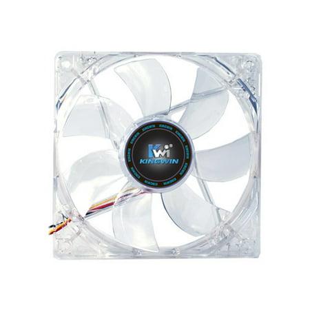 80 x 80mm Long-Life Bearing Blue LED Case Fan (Best Blue Led Case Fans)