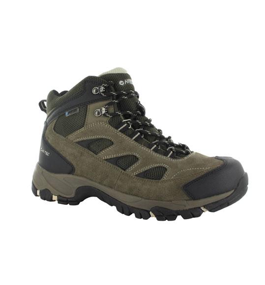 Hi-Tec Logan Waterproof Hiking Boot (Wide) Men's by Hi-Tec