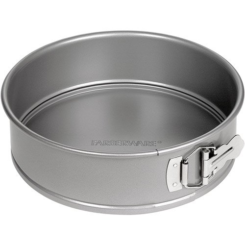 Farberware Nonstick Bakeware 9 Inch Round Springform Pan