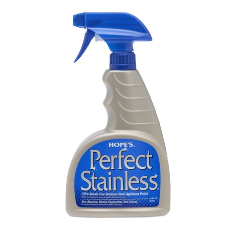 Hopes Perfect Stainless Cleaner and Polish 22 ounce