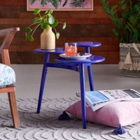 Multi-Tier Metal Accent Table, Multiple Colors by Drew Barrymore Flower Home
