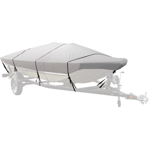 """18-20 ft. Hunting Boat Cover up to 100"""" Beam"""