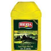 Iberia Extra Virgin Olive Oil & Sunflower Oil, 68 oz