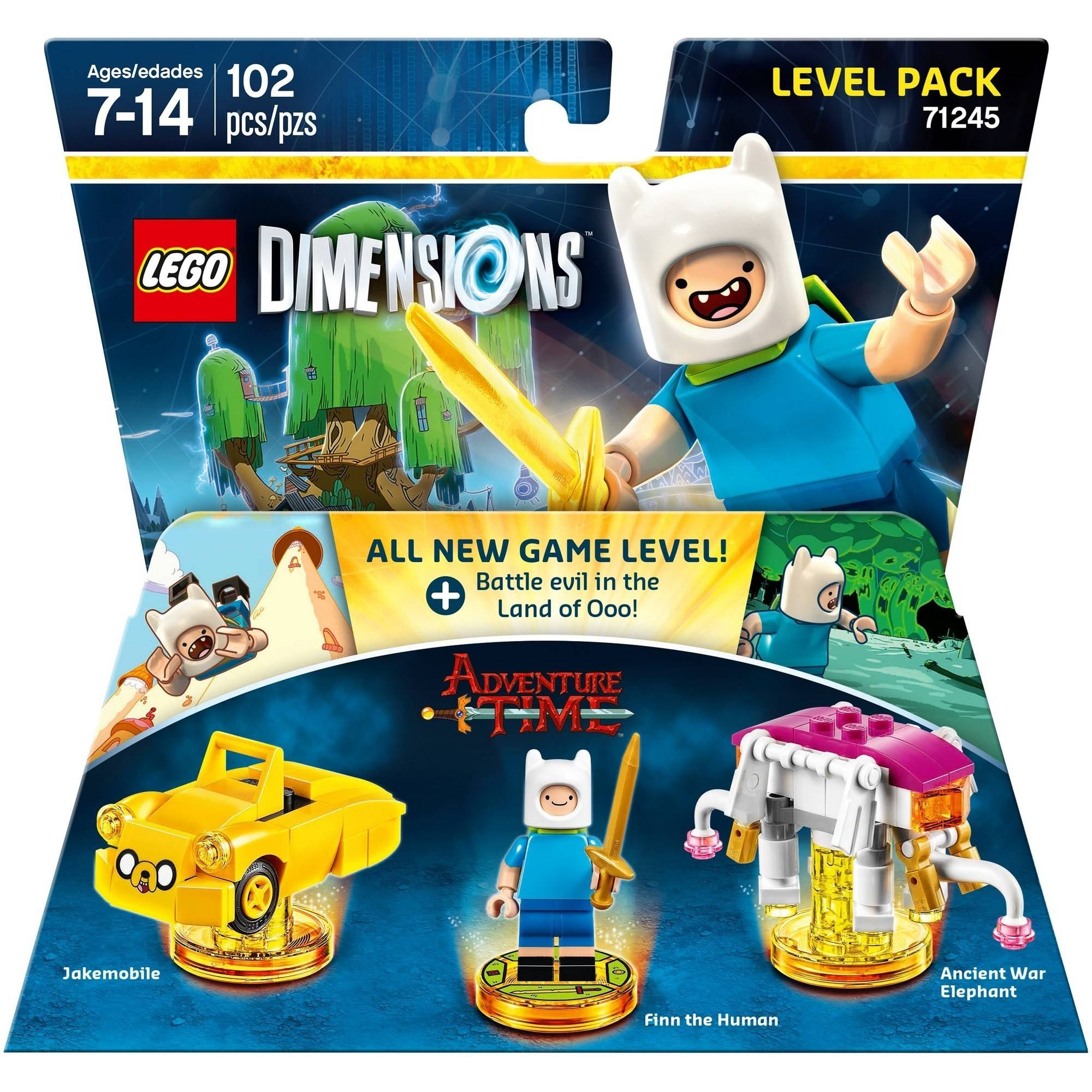 LEGO Dimensions Adventure Time Level Pack (Universal)