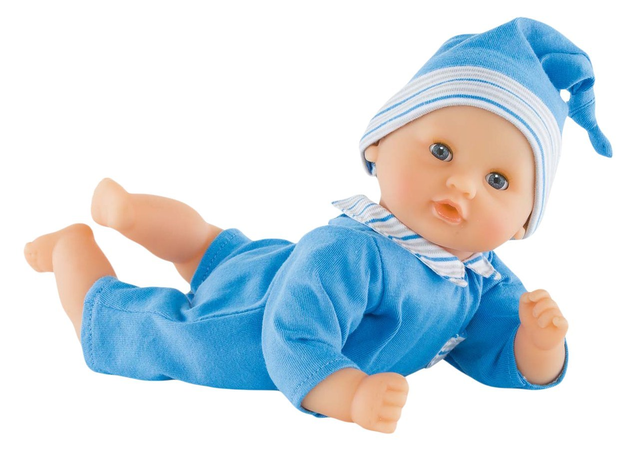 Mon Premier Bebe Calin Ba Doll, Blue, Calin is the perfect my first baby doll By Corolle by