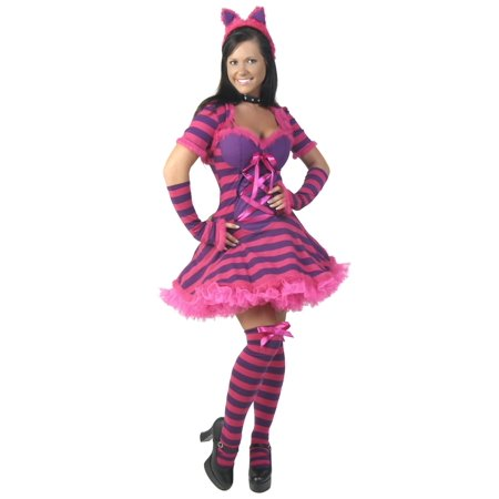 sexy wonderland cat costume walmartcom