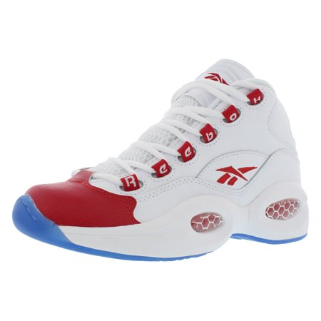 Reebok Question Mid Gradeschool Kid's Shoes Size