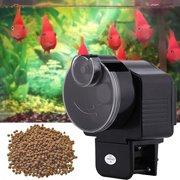 Digital Automatic Fish Feeder Aquarium Tank Electronic Fish Food Feeder Timer