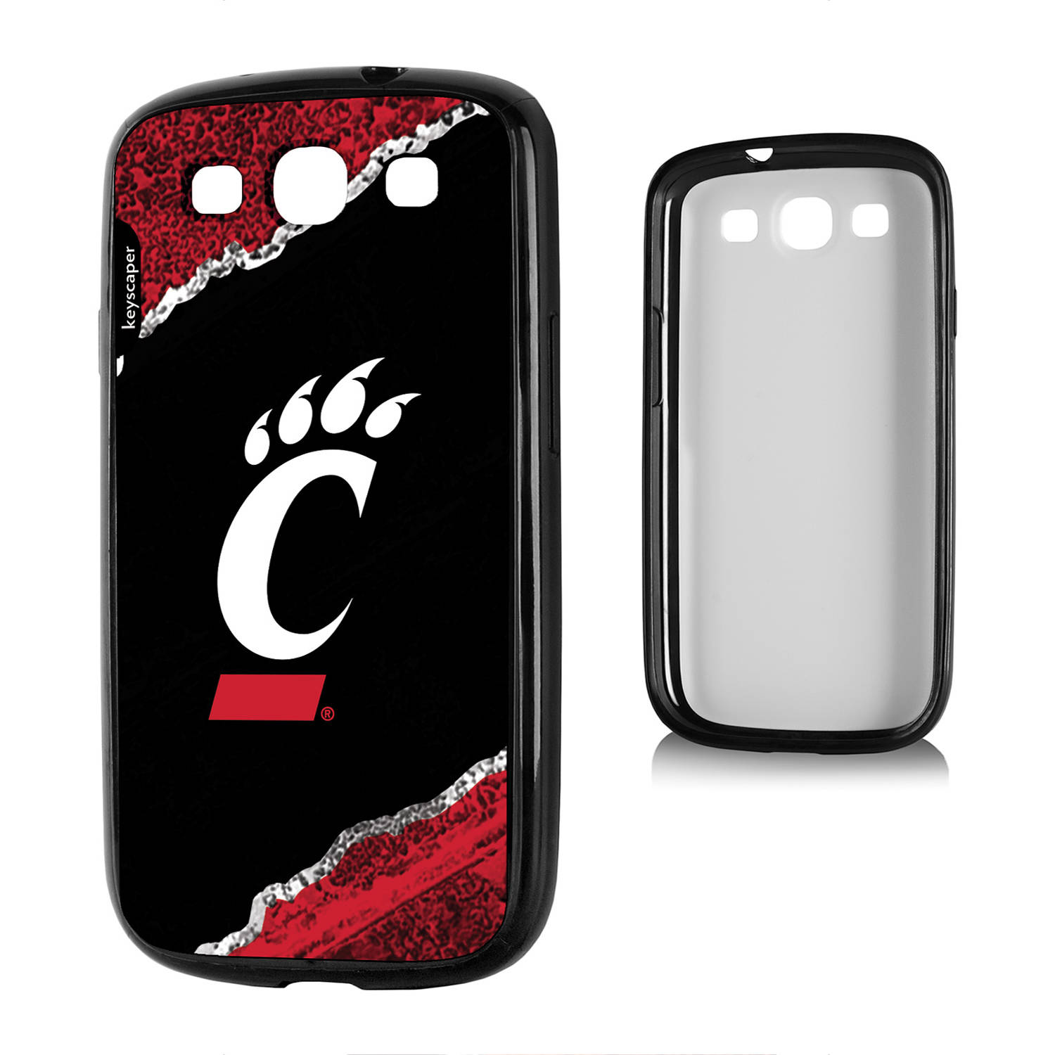 Cincinnati Bearcats Galaxy S3 Bumper Case