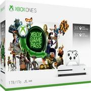 Microsoft 234-00347 Xbox One S Starter Bundle (1TB)