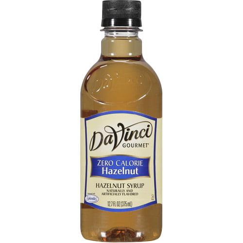 DaVinci Gourmet Hazelnut Syrup, 12 oz